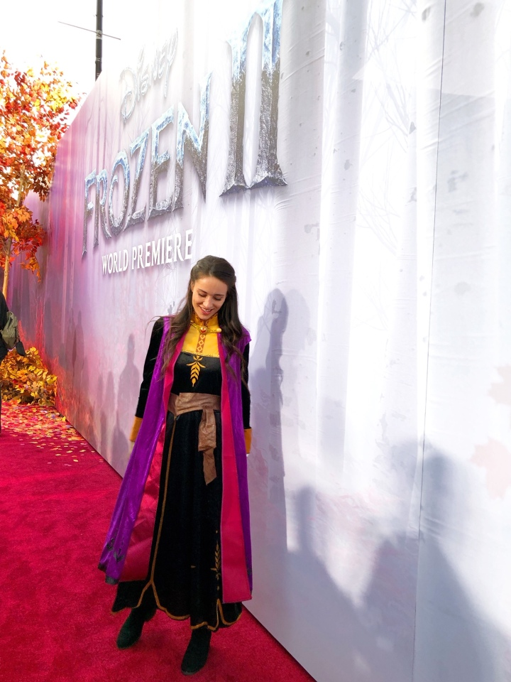 Frozen Two Premiere